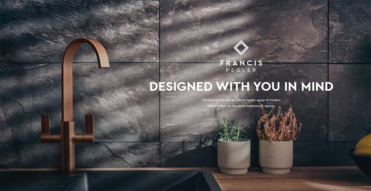 Francis peglar. Designed with you in mind